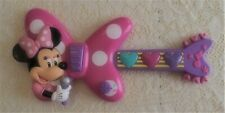 New listing Minnie Mouse Rockin' Guitar Toy Bow-tique Light-up Sounds Toy Disney Jr.