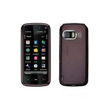Phone Mobile Phone Nokia 5800 Xpress Music Red 0.1oz Wifi Camera Carl Zeiss