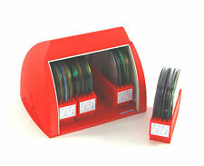 CD&ndGO - Contenitore Box Scatola Archivio Trasportabile Porta 48 CD/DVD rosso
