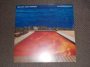 Red Hot Chili Peppers - Californication    VINYL  LP  NEU  (1999)