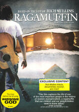 NEW Sealed Christian Drama WS DVD! Ragamuffin: Based on the Life of Rich Mullins
