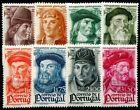 PORTUGAL 1945 673-680 ** POSTFRISCH TADELLOS SATZ 45€(I2084