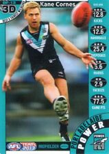 TEAMCOACH 2013 3D BEST AND FAIREST CARD KANE CORNES PORT ADELAIDE