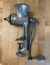 Vintage Table Mount Universal #2 Meat Grinder Made USA Hunting Meat Processing