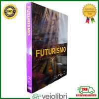 Libro FUTURISMO Avanguardia avanguardie arte catalogo Balla Boccioni Marinetti
