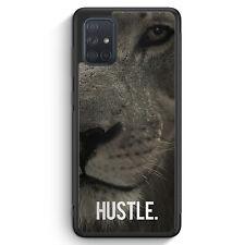 Tumulto. león motivación funda de silicona para Samsung Galaxy a71 motivo Design tie...