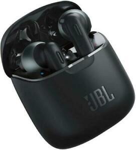JBL TUNE 220TWS Bluetooth Headphones Battery Headset Black White GB