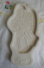 Hope The 1994 Longaberger Pottery Angel Series Cookie Mold With Box