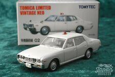 [TOMICA LIMITED VINTAGE NEO TOKUSO VOL.2] NISSAN GROLIA 2000 SGL POLICE CAR WH