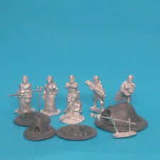 28mm  Medieval civilian camp Lion Rampant Saga  cross and crescent