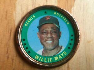 1971 Topps Baseball Coin #153 Willie Mays San Francisco Giants