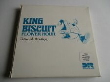 KING BISCUIT FLOWER HOUR David Crosby CD 10/12-18/ 1992 RARE NM