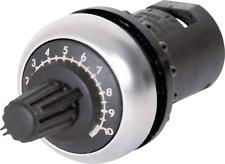Eaton M22-R10K Dreh-Potentiometer Mono 0.5W 10kΩ 1St.