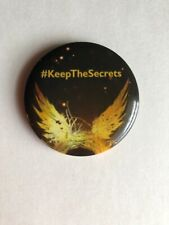 Harry Potter & The Cursed Child Ny Broadway Keep the Secrets Pin Brown