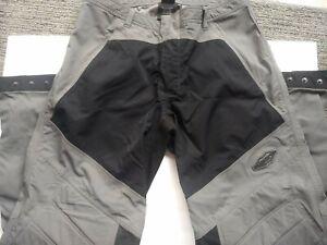 Moose Racing Monarch Pass Motorcycle Touring Pants Mens Size 34