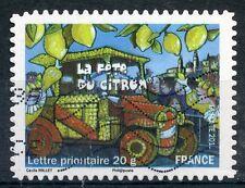 TIMBRE FRANCE AUTOADHESIF OBLITERE N° 586 / FETES ET TRADITIONS DE NOS REGIONS