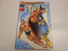 MARVEL FRANCE ..THOR  4 .. le retour des heros  ..COMICS  1999..