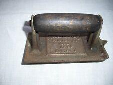 Vintage Kramer Bros. concrete cement joint tool, edger, seam maker, trowel, #20