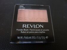 Revlon Powder Blush - Berry Rich # 050 - Brand New / Sealed