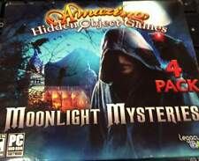 MOONLIGHT MYSTERIES: AMAZING HIDDEN OBJECT GAMES (4 Pack) PC GAME