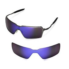 New WL Polarized Purple Replacement Lenses For Oakley Probation Sunglasses
