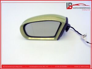 Mercedes C-Klasse W203 ► Original Außenspiegel mit Glas Vorne Links ► 413133417