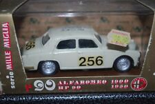 Alfa Romeo 1900 90HP Mille Miglia 1950 1:43 scale Brumm Mint in Box