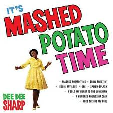 DEE DEE SHARP - IT'S MASHED POTATO TIME (NEW SEALED CD)