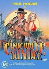 Crocodile Dundee Comedy Region Code 1 (US, Canada...) DVDs