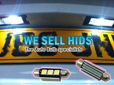 2x 3 SMD LED 36mm 239 C5W CANBUS NO ERRORE TARGA LED VW BORA PASSAT LUCE