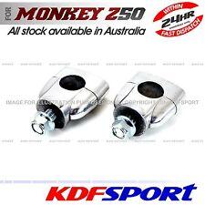 KDF HANDLEBAR HOLDER CLAMP Z50 HANDLE BAR STEEL FOR HONDA MONKEY Z50J Z50R 50