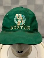 VTG Boston CELTICS BasketBall NBA Snapback Adult Cap Hat
