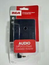 New Rca Audio Mp3/Cd Player Cassette Adapter Ah600R