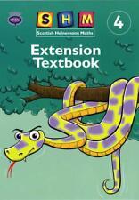 Scottish Heinemann Matemáticas: 4 - Extensión Libro Texto SOLO POR De Bolsillo 9