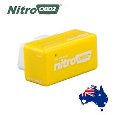 NitroOBD2 Plug&Drive OBD2 Performance Chip Tuning Box Benzine Petro Car ELM327
