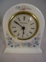 Wedgwood Angela Dome Clock Bone China 1st Quality Vintage British