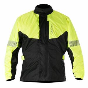 Alpinestars Hurricane Rain Moto Motorbike Motorcycle Over Jacket Yellow / Black