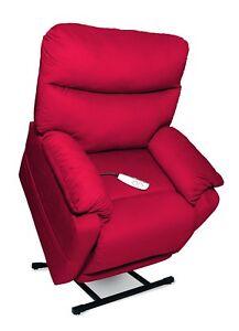 Mega Motion Cloud Three-Position Reclining Lift Chair