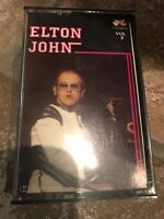 "ELTON JOHN GREATEST HITS VOL. 2 UK IMPORT CASSETTE W/ ""ROCKET MAN"" ""TINY DANCER"""