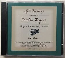 Life's Journeys According to Mister Rogers Things to Remember Along the Way NEW!