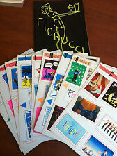 Album di figurine originali Fiorucci stickers - E19025