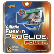 Gillette Fusion Proglide Power Refill Cartridge Blades, 8 Count