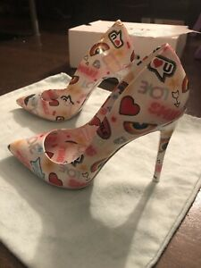 Aldo Cartoon Style High Heel Shoes