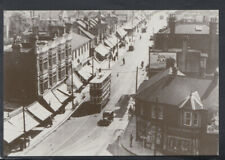 Essex Postcard- Old Leigh,Aerial View of The Broadway,Leigh-On-Sea (Repro) BX754