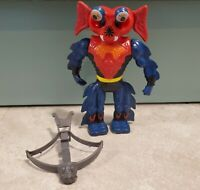 Mantenna (Complete) 1985 MOTU Mattel Masters of the Universe He-Man Vintage