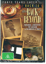 BACK TO THE BACK OF BEYOND  DVD   AUSTRALIAN MOVIE REGION 4 NEW AND SEALED