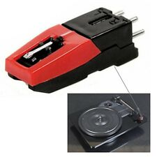Turntable Phono Cartridge w/ Stylus Replacement for Vinyl Record Player LO