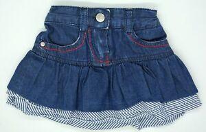 Original Baby Designer Jeans Rock von Laura Biagiotti Größe 56 62