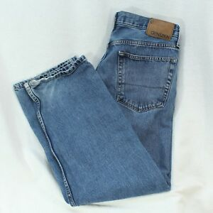 Denizen 236 LEVIS Vintage Regular Fit Men's Medium Wash Size 34 x 29
