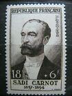 FRANCE neuf  n° 991  SADI CARNOT (1954)